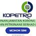 Permohonan Jawatan Kosong Koperasi Kakitangan Petronas Berhad (KOPETRA)