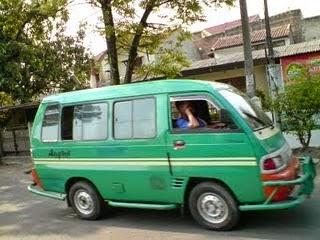 Rute Trayek Angkutan Kota (Angkot) di Bandung [2]