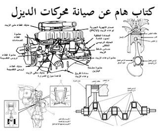كتاب هام عن صيانة محركات الديزل pdf