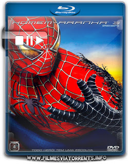 Homem-Aranha 3 Torrent - BluRay Rip 1080p Dublado