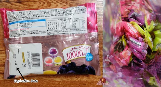 Revisão do produto: Kabaya Collagen Gummy | Querida Kitty Kittie Kath 4