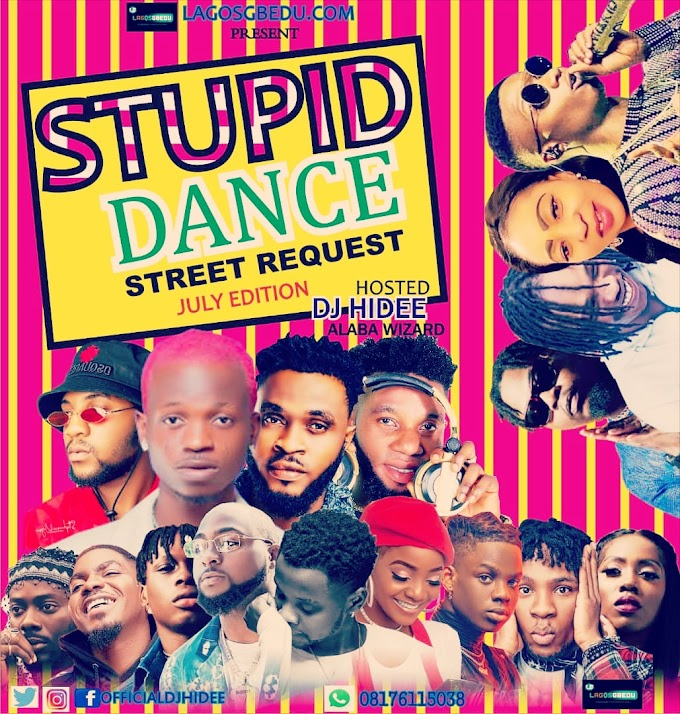 [MIXTAPE] DJ HIDEE STUPID DANCE STREET REQUEST MIXTAPE