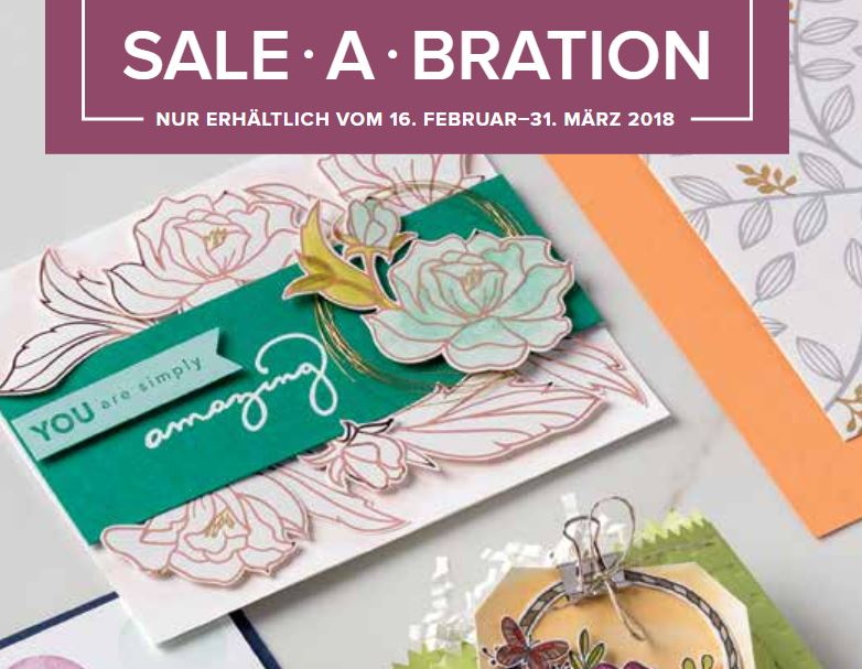 Sale-A-Bration-Aktion 2