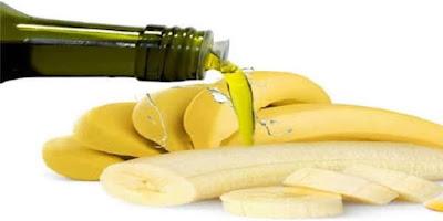 لن ترميها بعد الآن... تعرفي على فوائد قشر الموز للشعر