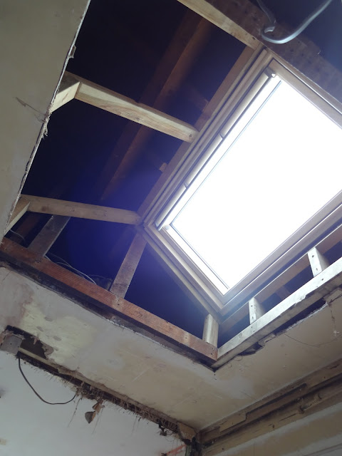 framing for velux window