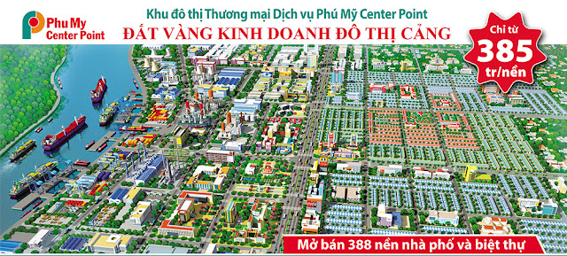 khu do thi thuong mai dich vu phu my center point