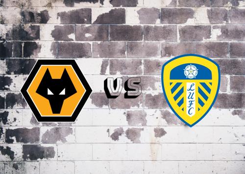 Wolverhampton Wanderers vs Leeds United  Resumen y Partido Completo