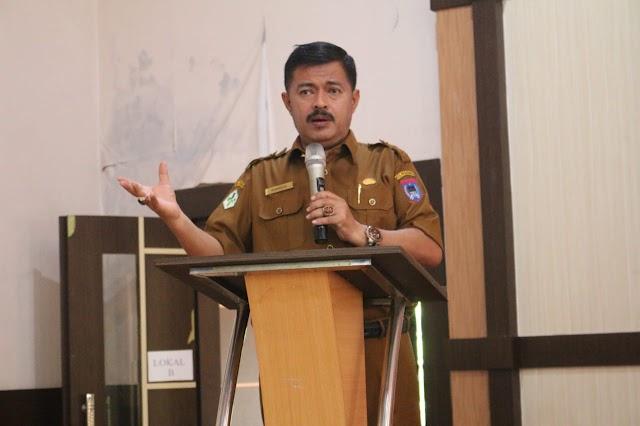 """Dinkes Adakan  Seminar,"""" Bakhrizal: Stunting Bisa Dicegah  Dengan ASI"""