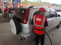 Sambut Arus Balik Lebaran, Pertamina Tingkatkan Stok BBM di tol Trans Jawa