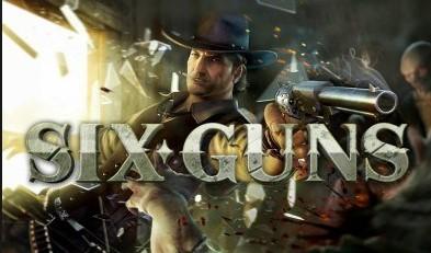 Download Six Guns MOD Unlimited + OBB