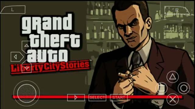 GTA Liberty City Stories ISO CSO