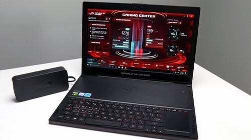 Asus ROG Zephyrus GX501 Gaming Notebook Computer