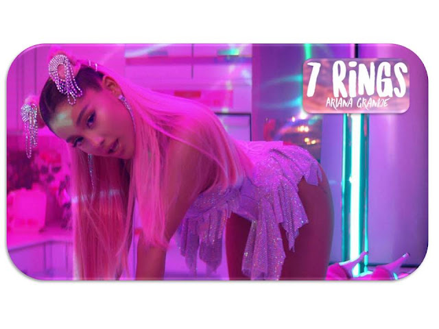 7 Rings Lyrics   English   Ariana Grande