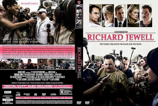 Richard Jewell DVD Cover