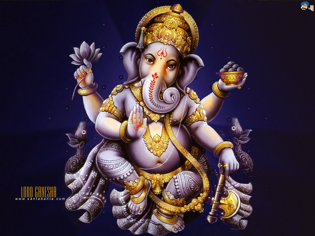 Lord Ganesha.10 God Bless Happy New Year Graphics Comments 2014