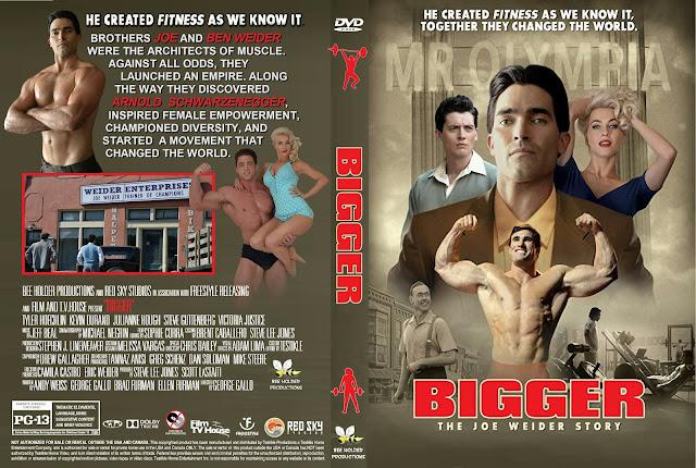 Bigger DVD Cover