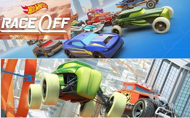أفضل لعبة سباق المثيرة: Hot Wheels Race Off