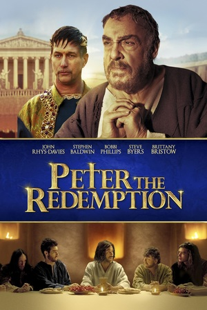 Poster The Apostle Peter: Redemption 2016