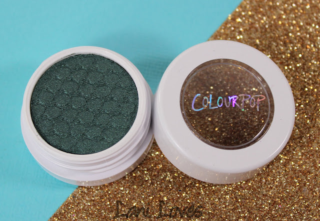 ColourPop Studio 1400 Quad - Donna Swatches & Review