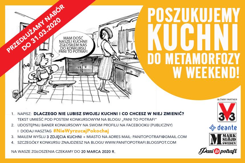 METAMORFOZA KUCHNII