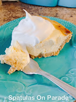 Blog With Friends, a multi-blogger project based post incorporating a theme, Gifts from the Heart | Orange Sugar Free Cheesecake by Dawn  of Spatulas on Parade | Featured on www.BakingInATornado.com