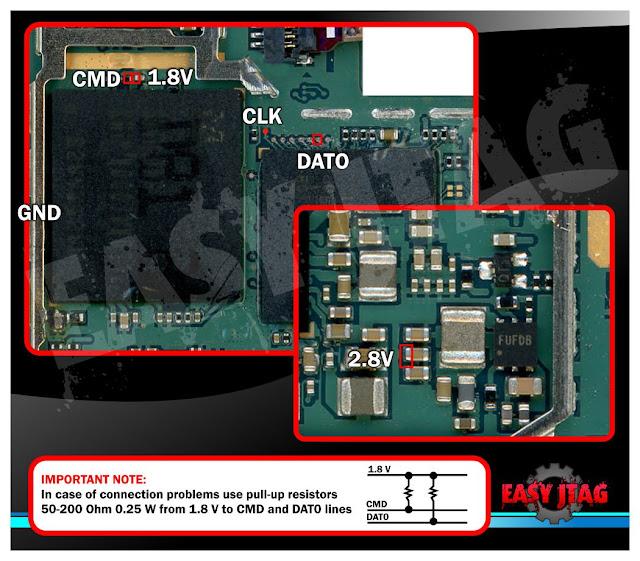 Samsung J100M dead boot repair ,Samsung J100M dead boot repair  ufi box