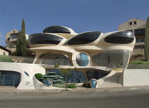 Ngôi nhà kiểu hình dạng sinh học, Israel