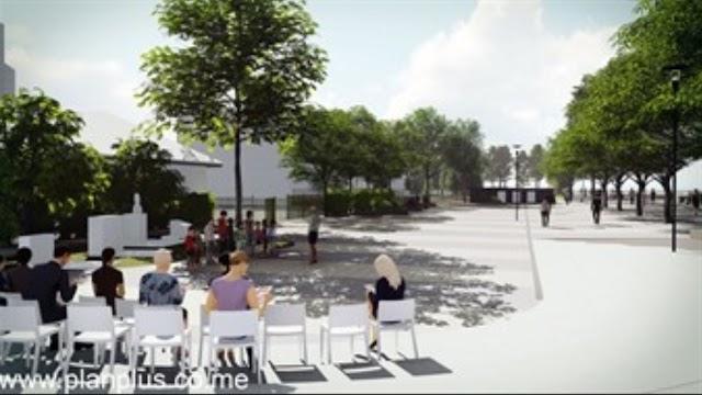 Potpisan ugovor o izgradnji trga u Plavu