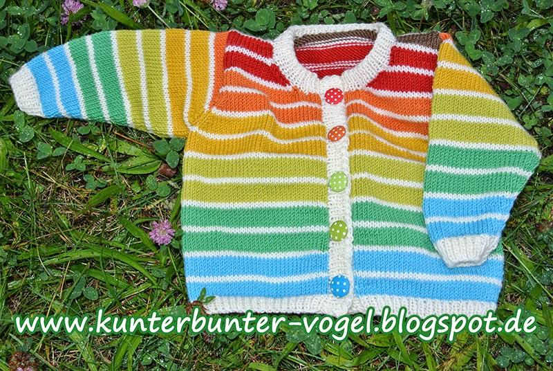 http://kunterbunter-vogel.blogspot.de/2014/10/baby-jacke-kunterbunt-gestreift.html
