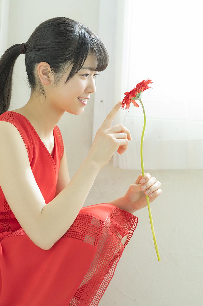 Nibu Akari 丹生明里, HUSTLE PRESS U18 Zero② 018年4月24日