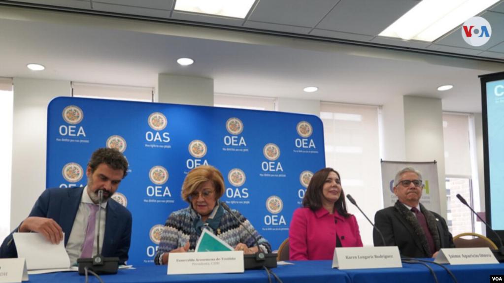 Los expertos independientes del Grupo Interdisciplinario viajarán a Bolivia en febrero para iniciar su misión / VOA