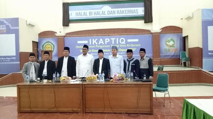Alumni PTIQ Minta DPR Bentuk UU Penyiaran Agama