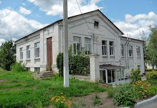 Изюм. Детская поликлиника
