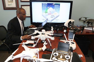 Meet The Nigerian Man Who Reportedly Makes Drones For The US Army. See Photos