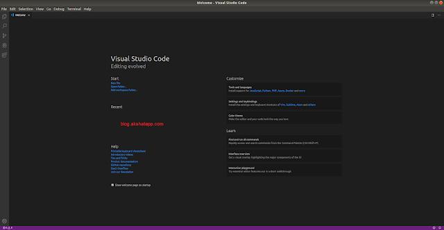 Flutter Visual Studio Code