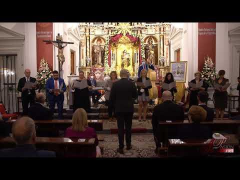Escucha el Himno de la Coronación de San José de Cádiz, compuesto por Luis Rivero