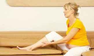 hamilelikte varis bacakları dinlendirme