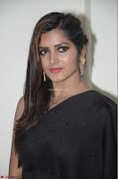 Pavani Reddy in Black Saree Sleeveless Choli ~  Exclusive 33.JPG