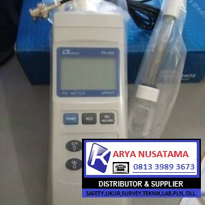Ready Stok Lutron PH 208 + Electrode PH Meter di Surabaya