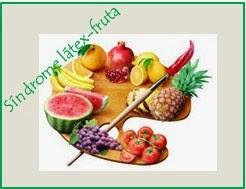alergia ao latex alimentos