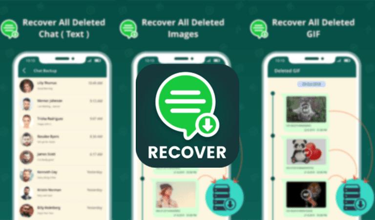 تطبيق WhatsRecover v1.2 Pro