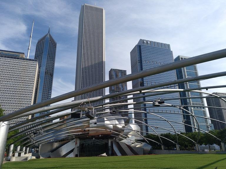 jay-pritzker-que-ver-millenium-park-chicago