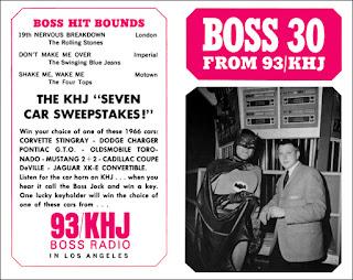 KHJ Boss 30 No. 31 - Robert W. Morgan with Batman