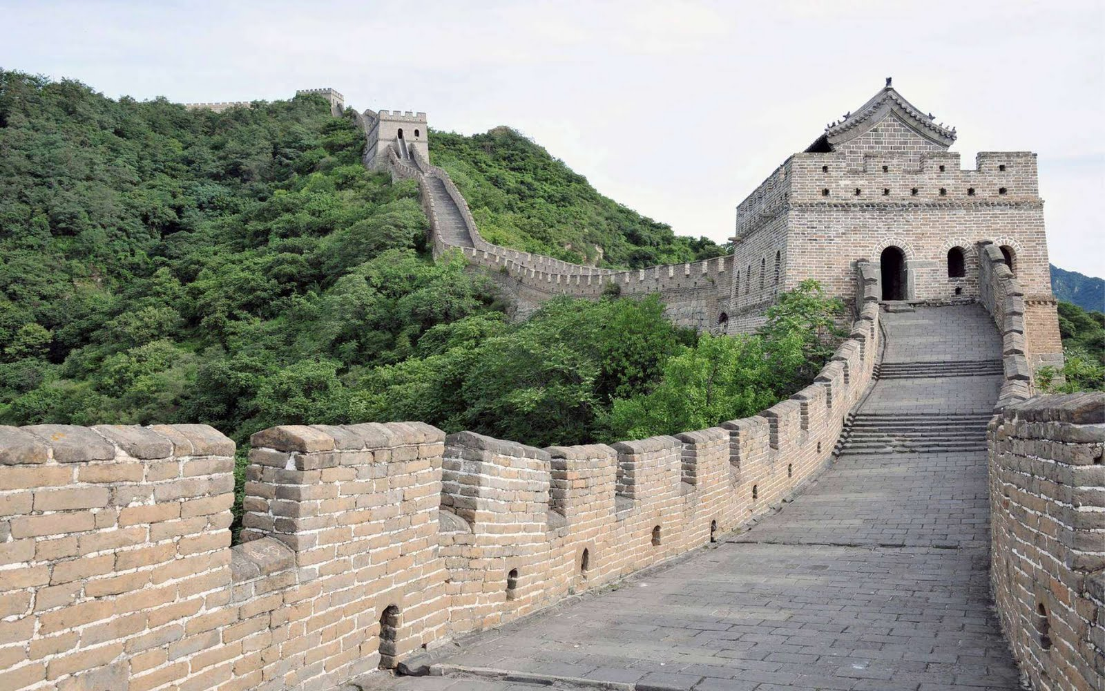 Wallpaper Graphic And Vector The Great Wall Of China Wallpapers