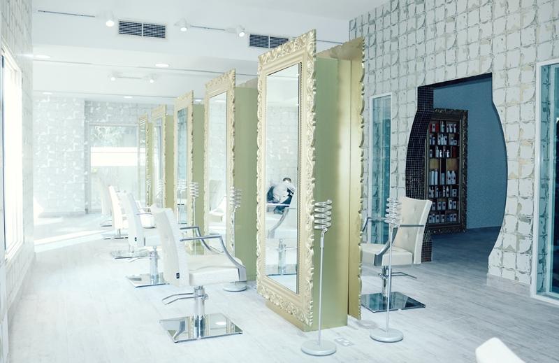 Dubai Luxurious Salon