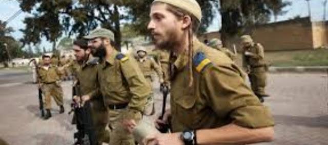 رسالة غامضة تشتت جنود الاحتلال الاحتياط