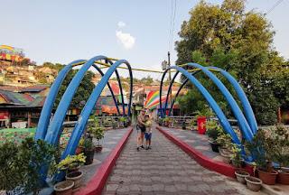 Semarang, Pueblo Arcoiris o Kampung Pelangi.