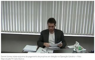 Delator relata esquema milionário de propina envolvendo Ricardo Coutinho, ex-governador da PB