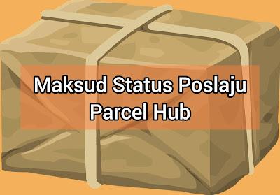 Poslaju Parcel Hub