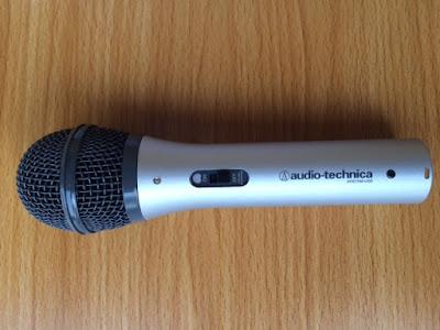 audio tecnica usb xlr microphone for windows pc and macbook